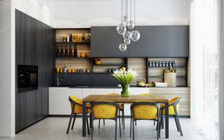 Кухня 12 кв метров — идеи интерьеров для кухни с фото