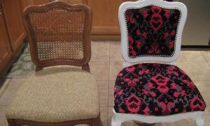 Реставрация стульев своими руками: идеи для дизайна, мастер-классы