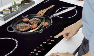 Плита электрическая стеклокерамика: плюсы и минусы
