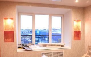 Как клеить обои правильно – от окна или к окну?