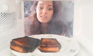 Как убрать запах гари из микроволновки: обзор популярных методов, профилактика появления запахов