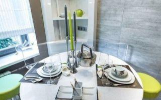 Дизайн кухни 5 кв. м: фото новинок, особенности планировки