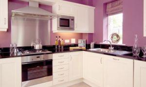 Какими должны быть стены на кухне? Обои? Или покрасить их? Но в какой цвет?