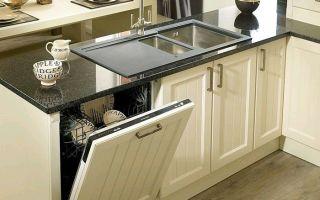 Установка встраиваемой посудомоечной машины в готовую кухню: пошаговая инструкция, советы мастеров