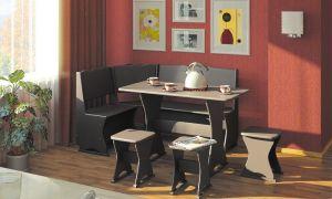 Обеденная зона на кухне: варианты стильных и уютных уголков (ФОТО)