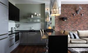 Кухня гостиная 18 кв м: дизайн, фото, стили интерьера, методы зонирования пространства