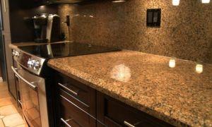 Столешницы для кухни: фото, советы по выбору