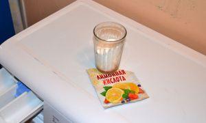 Как почистить стиральную машину лимонной кислотой – технология, преимущества и недостатки процедуры