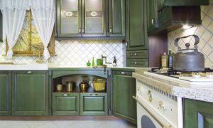 Интерьер в стиле Прованс на кухне. Что объединяет с Кантри? Как украсить потолок или холодильник в прованском стиле?