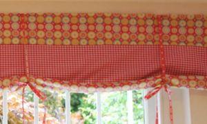 Рулонные шторы своими руками: пошаговая инструкция + видео