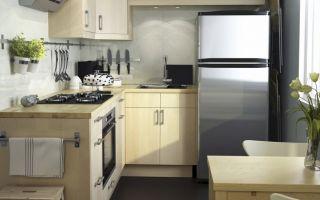 Дизайн маленькой кухни: идеи красоты и удобства на небольшой площади (66 фото)