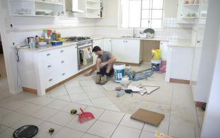 С чего начать ремонт на кухне: последовательность, выбор материалов