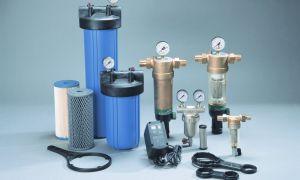 Фильтры грубой очистки для квартиры и частного дома