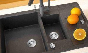 Мойки для кухни из искусственного камня – плюсы и минусы, рекомендации по выбору и уходу