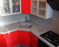 Выбор мойки-раковины в угловой кухонный гарнитур: дизайн кухни, размеры, фото