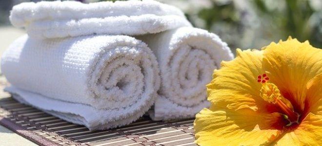 Как отстирать кухонные полотенца в домашних условиях?