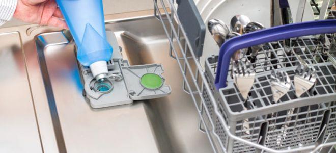 Средства для посудомоечной машины – что выбрать?