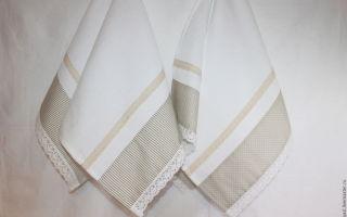Как отбелить кухонные полотенца с растительным маслом: простой и эффективный способ