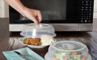 Посуда для микроволновой печи: что можно ставить в камеру, а что нельзя