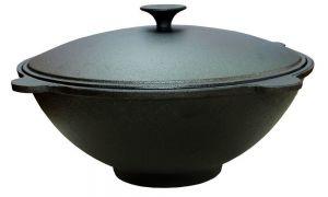 Казан для индукционной плиты: какой должна быть форма, размер и материал
