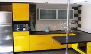 Кухня с барной стойкой: фото интересных решений, советы, плюсы и минусы