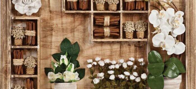 Декоративное панно для кухни своими руками: мастер-класс