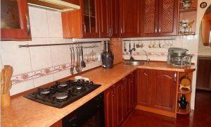 Уютная кухня 9 кв. м. для большой семьи: сочетание функциональности и комфорта