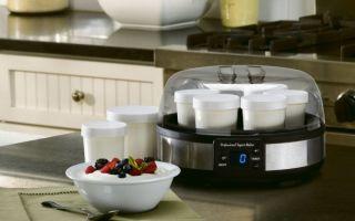 Йогуртница — как выбрать лучшую? Критерии выбора, обзор популярных моделей