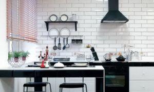 Плитка для кухни на фартук: правила выбора, особенности и преимущества, укладка своими руками