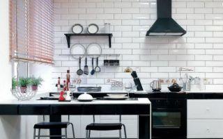 Какую плитку выбрать для кухни на фартук?
