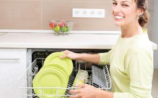 Таблетки для посудомоечной машины: виды, чем заменить, рейтинг лучших средств