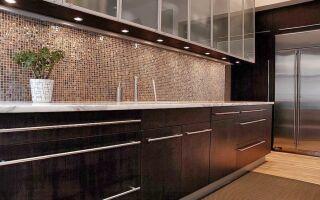 Плитка мозаика для кухни на фартук – изюминка современного дизайна