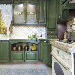 Интерьер кухни в стиле прованс: выбор цвета, материалов отделки, мебели, текстиля и аксессуаров