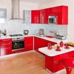 Есть ли пестрота интерьера кухни в  минимализме? Рассмотрим минималистический стиль и его колорит. Фото