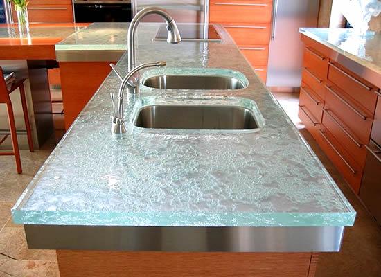 Столешницы для кухонного гарнитура виды и материалы особенности выбора