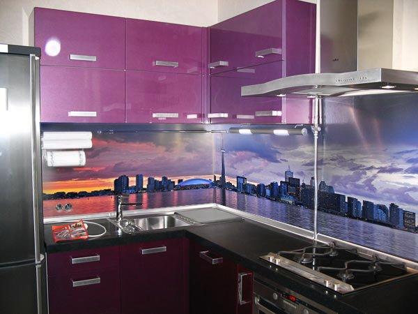 мегаполис на кухне