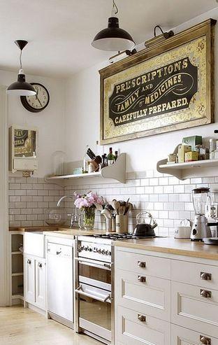 кухонная стена