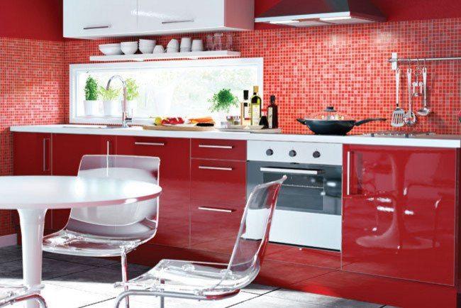 красная кухня 2016