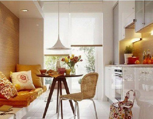 Дизайн кухни 16 кв. м