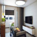 Дизайн кухни с диваном 12, 13 и 16 кв. м: правила и секреты грамотной планировки