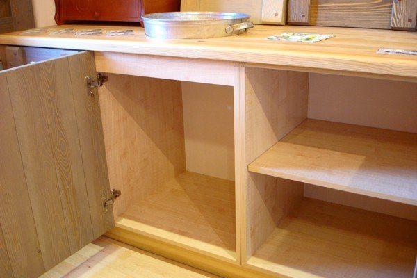 Кухня из мебельных щитов своими руками: мебель из дерева