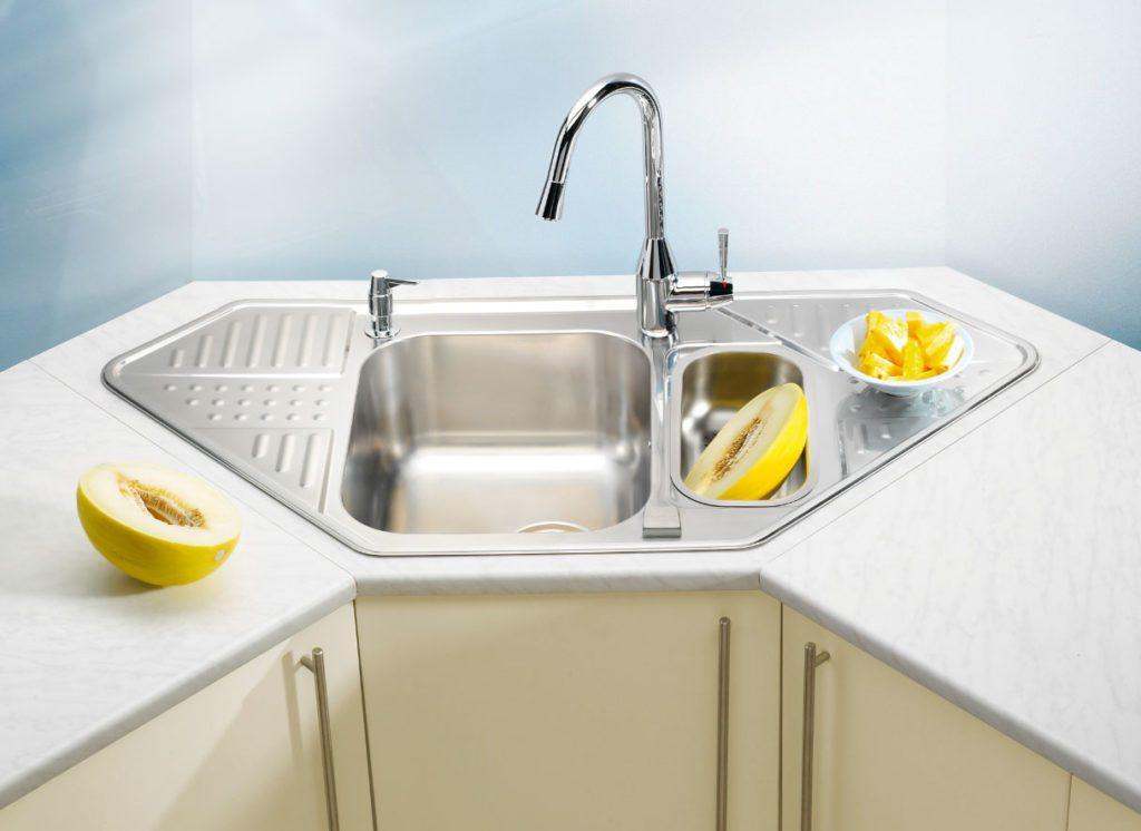 Мойки для кухни: как выбрать кухонную раковину из нержавейки