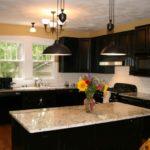 Черная кухня: особенности оформления и фото интерьеров