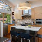 Современный дизайн кухни 10 кв. м: фото, особенности и нюансы, рекомендации