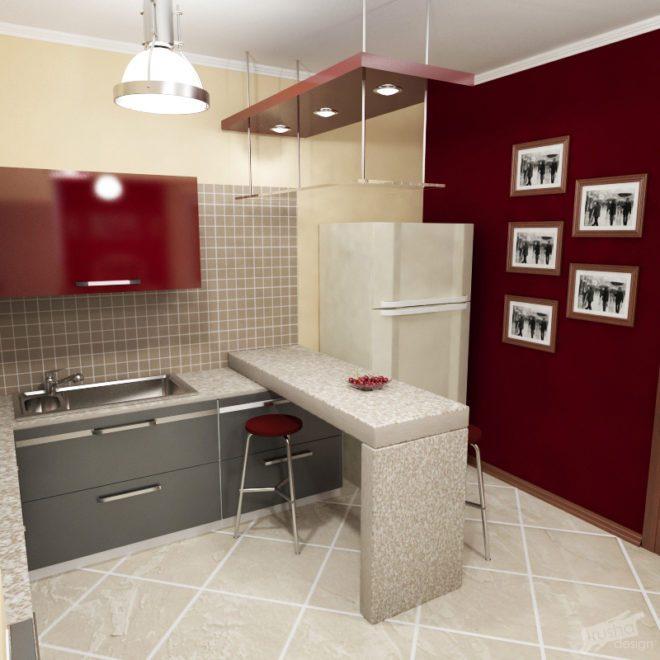 столы для кухни 8 кв м