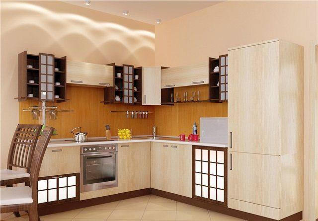 Этно – стиль на кухне