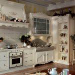 Французкий прованс на кухне