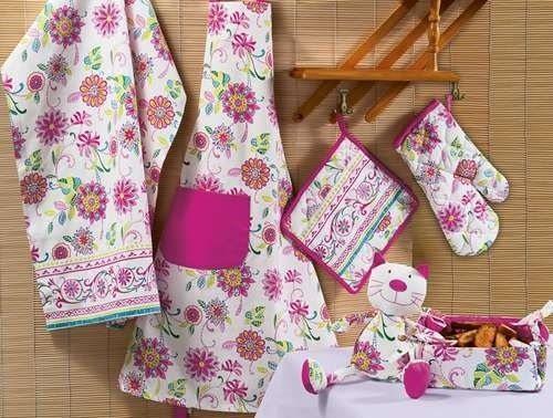 Текстиль для кухни своими руками