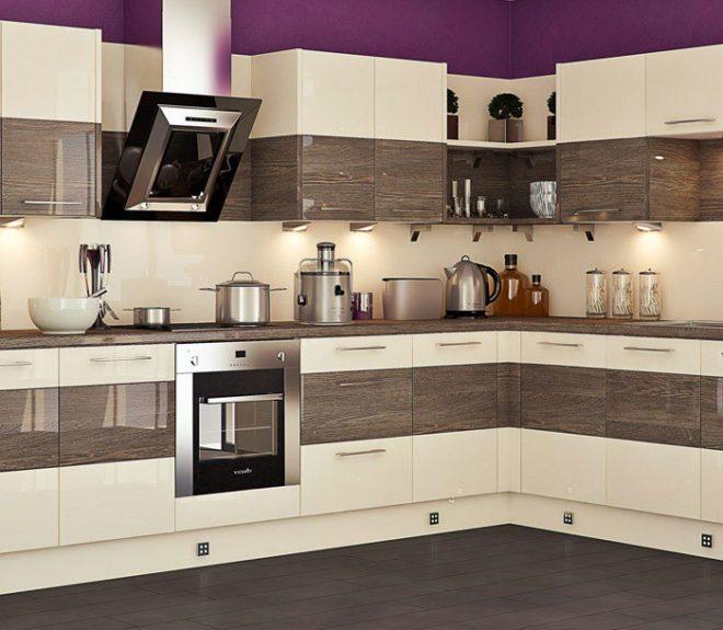 Современный дизайн кухни 9 квадратных метров