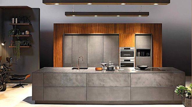 Дизайн кухни 3 на 3